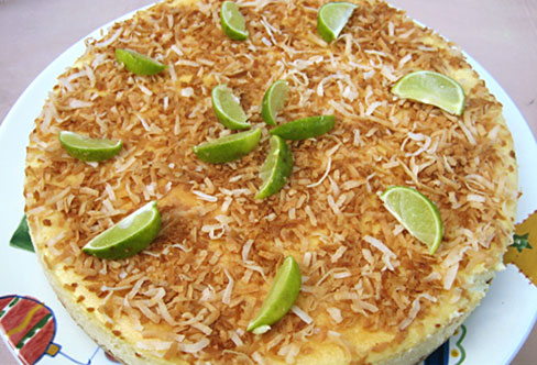 lime-coconut-cheesecake